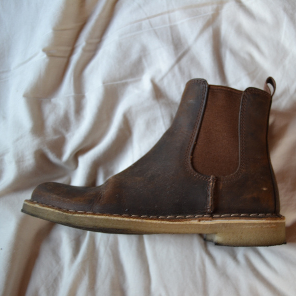 9c6aeaea652 Clarks Desert Peak Chelsea Boot